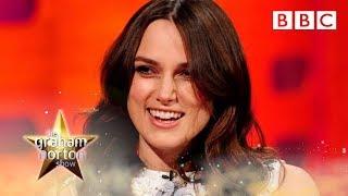 Keira Knightley's Sex Faces - The Graham Norton Show - Episode 11 Preview - BBC One