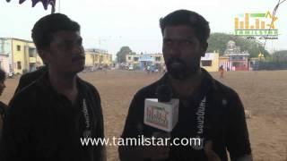 Sasi Kumar at Papparappaam Team at Clean India