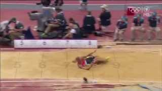 Pascal Behrenbruch Long Jump London 2012