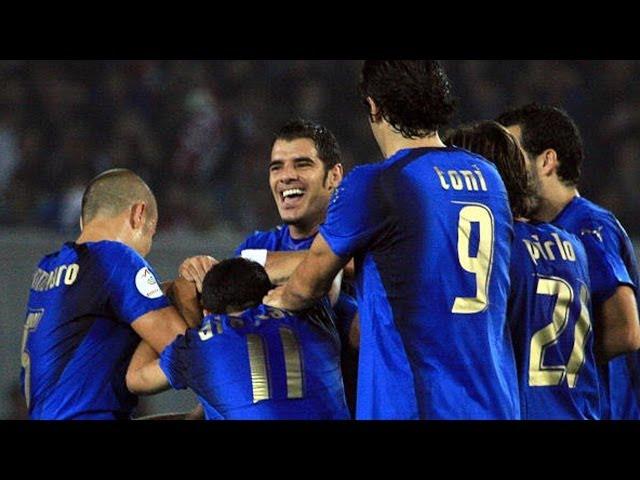 Georgia-Italia 1-3 (11 ottobre 2006)
