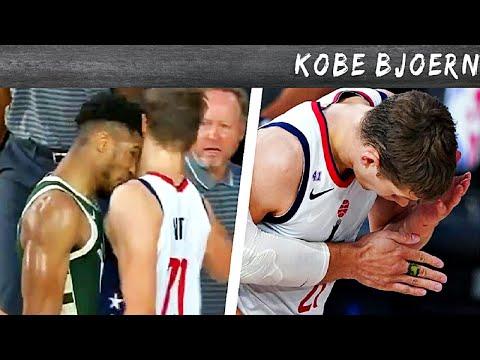 Warum Giannis eine Kopfnuss an Moe Wagner verteilte | KobeBjoern