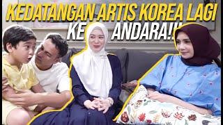 RAFFI UNDANG CEWEK KOREA SAHUR BARENG DI ANDARA, RAFATHAR JADI KUAT PUASA
