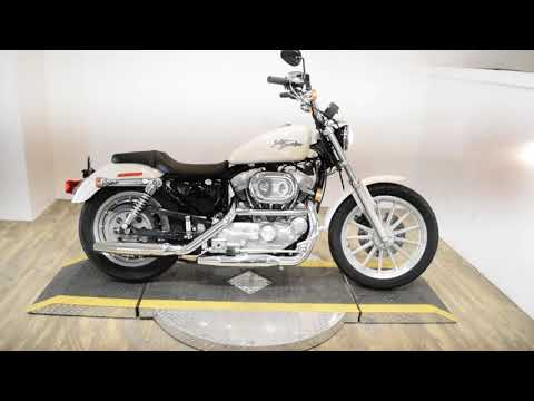 1997 Harley-Davidson Sportster 883 in Wauconda, Illinois - Video 1