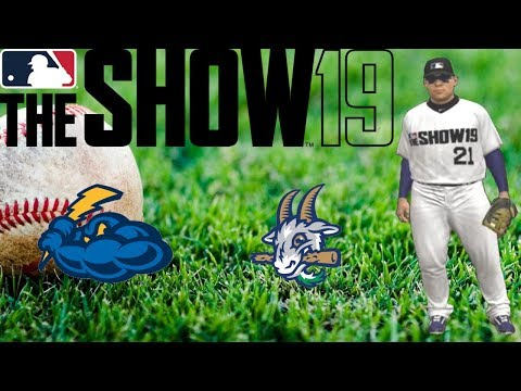 MLB The Show 19 Road to the Show PS4 Ep.19 (5-HIT GAME!!)
