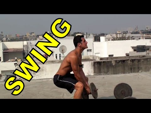 Dumbbell High Swing