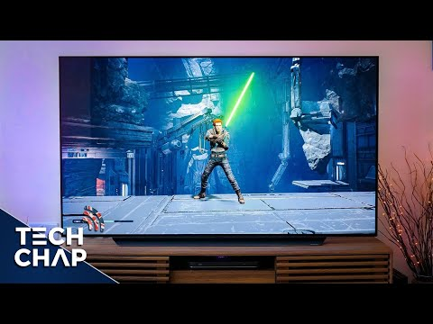 The Best GAMING TV in the World! (4K120, OLED, HDR, G-SYNC) | The Tech Chap
