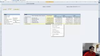 SAP Assignment 1 Walkthrough