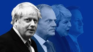 video: How Boris got Brexit done: Three years of bust-ups, backstabbing, tears and turmoil