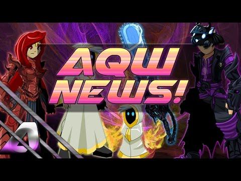 AQW - Getting DOOMFire of gravelyn set - смотреть онлайн на