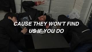 arctic monkeys // riot van lyrics