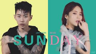 GroovyRoom   'Sunday(feat.박재범,헤이즈)' MV