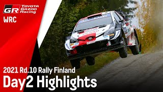 TGR WRT - WRC Rally Finland - Highlights Day 2