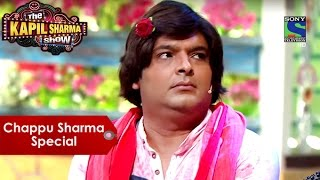 Video Chappu Sharma In Kapil Sharma Show | The Kapil Sharma Show | Best Of Comedy