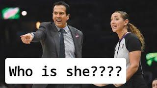 #lukadoncic #NBA #femalereferee Luka Doncic and Female Referee Background | 2021 |