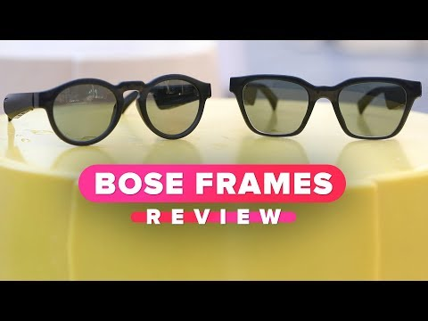 External Review Video QKxduSI-L5Y for Bose Frames (Alto, Rondo) Audio Augmented Reality Sunglasses