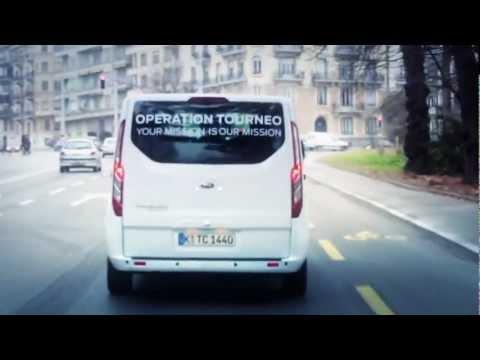 Ford Tourneo Custom Минивен класса M - рекламное видео 4