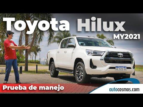 video de Toyota Hilux