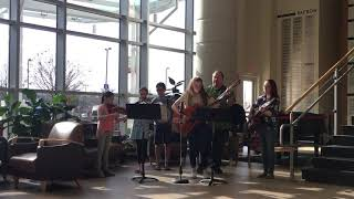 Peachtree Bluegrass Band - Danny Boy - April 3, 2019