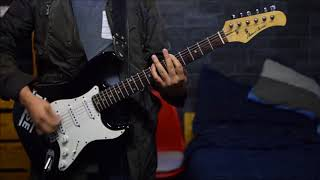 Interpol - Stay In Touch (guitar cover)