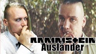 Rammstein   Ausländer   РЕАКЦИЯ (Official Video)