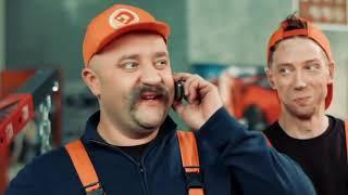 Автомастерская - как починить автомобиль? | На троих, комедийный сериал Приколы Украина ictv