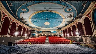 Exploring An INCREDIBLE Theatre (Ontario's Best ABANDONED Place?)