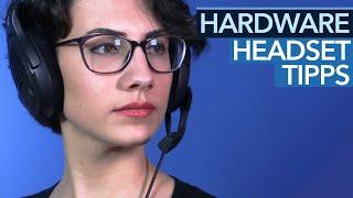 Die besten Headsets für Brillenträger - Praktische Tipps und Tricks zum Headsetkauf
