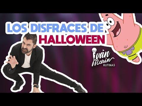 LOS DISFRACES DE HALLOWEEN