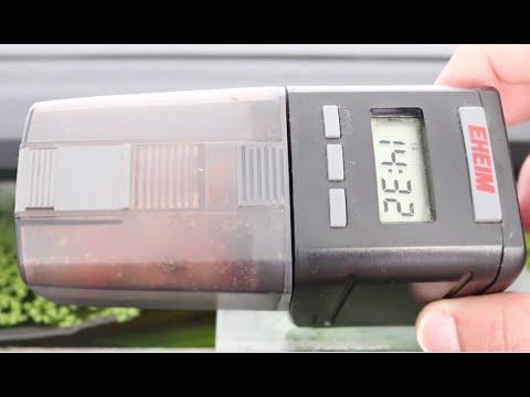 Review: Comedero automático Eheim || AquaTips
