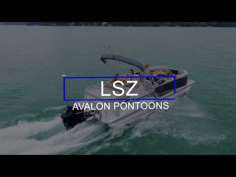 2019 Avalon LSZ Cruise Elite - 22' in Saint Helen, Michigan - Video 1