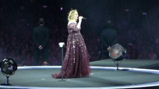 Adele   Skyfall (Melbourne, March 19)