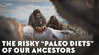 The Risky Paleo Diets of Our Ancestors