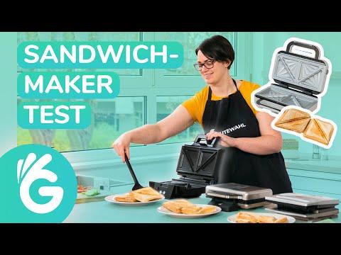 Sandwichmaker Test 2020 – WMF, Krups, Tefal und Co. im Vergleich