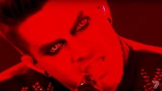Adam Lambert performs Evil In The Night @ The X Factor Australia 2016