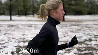 Liv Westphal (French Record Holder)- 3x2500m @ 7300ft.