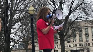 Dear Evanston Helps Push for Gun Laws in Springfield