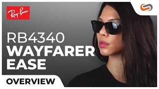 Ray-Ban RB4340 Wayfarer Ease