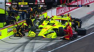 IndyCar - IndianapolisGP2018 Race Full