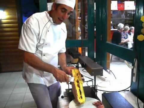Racletten met Luc