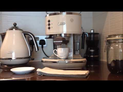 DELONGHI Coffee Maker Espresso Icona Vintage ECOV 311.BG