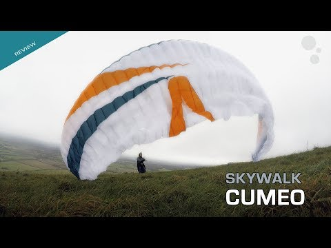 Skywalk CUMEO Paraglider Review (First Impressions)