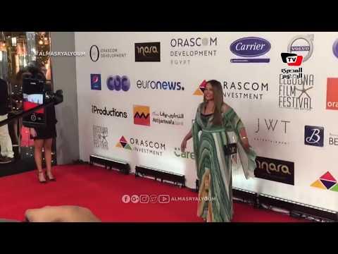 إطلالة جديدة لليلي علوي بمهرجان الجونة.. ورقصة شيرين رضا تخطف الأنظار في «عيار ناري»