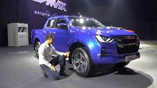 รีวิว เจาะลึก All New Isuzu D-Max 2020