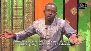 Tunde Usman (OKELE) on GbajumoTV