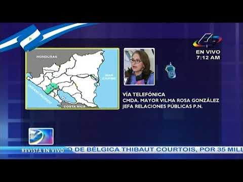 Policía Nacional informa sobre secuestro y asesinato de sub oficial