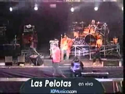 Tiempo de Matar - Las Pelotas en el Pepsi Music 15/10/05