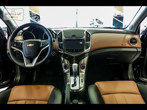 Wheels of Doha - Chevrolet CRUZE