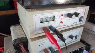 Kapazität von AGM und Blei-Gel Batterien messen.