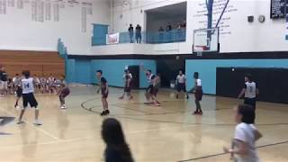 Lots of Floor Time in Summer Basketball League