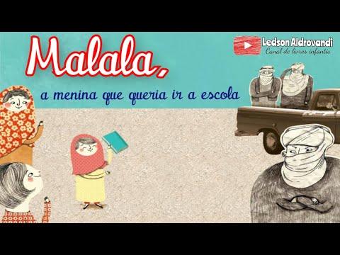 Malala, a menina que queria ir a escola no canal do Ledson Aldrovandi